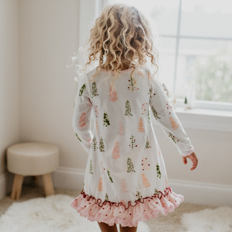 Dreamer Gown - Whimsy Trees