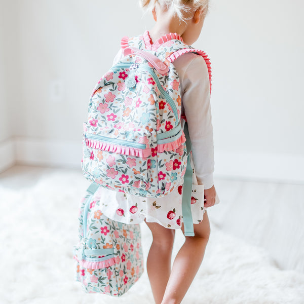 Ridley Toddler Backpack - Bubbly Floral