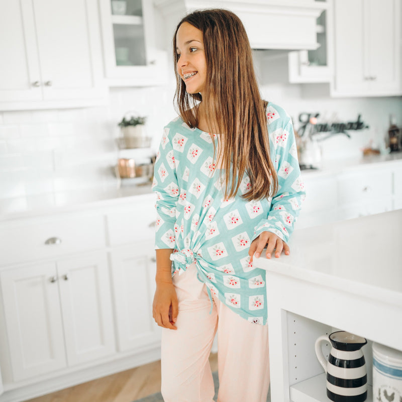 Women's Cozy PJ - Cookies