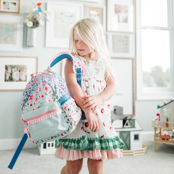 Ridley Toddler Backpack - Bubblegum