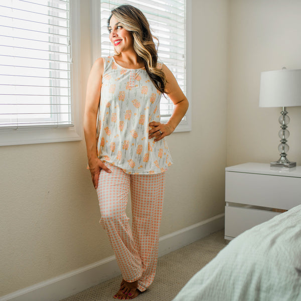 Women's Cozy PJ - Fall Dreams