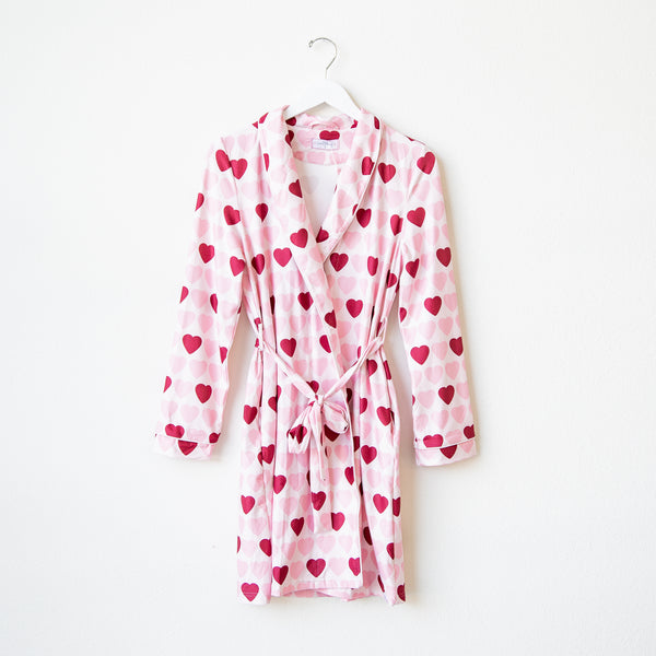 Classic Lounge Robe - Be Mine