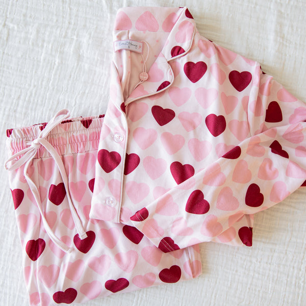 Women's Cozy PJ - Be Mine