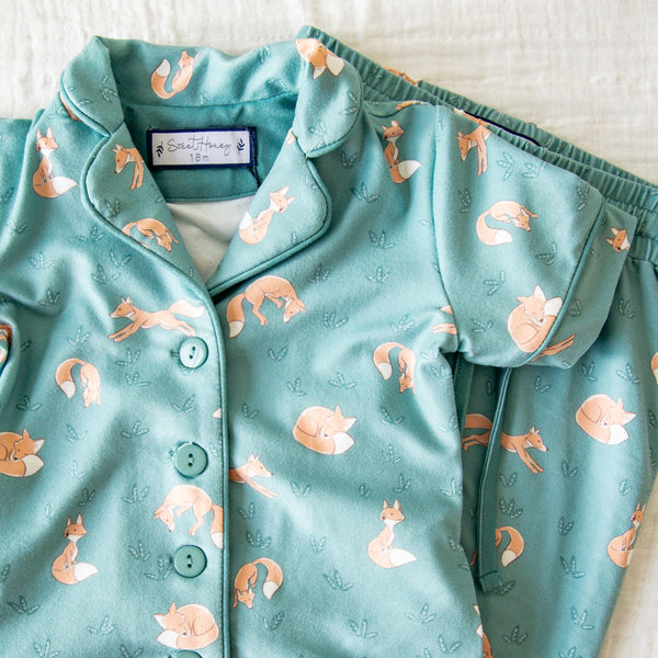 Cozy PJs - Fox