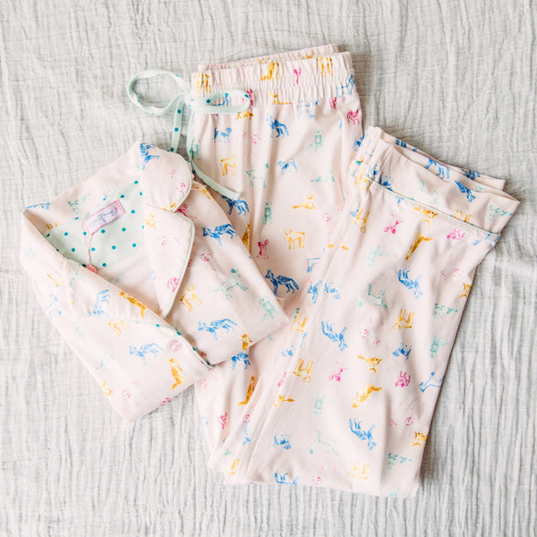 Women's Cozy PJ - Dogs
