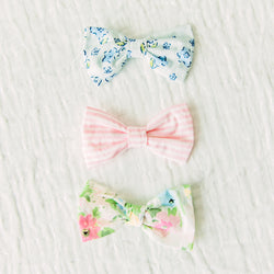 Bow Set Trio - January