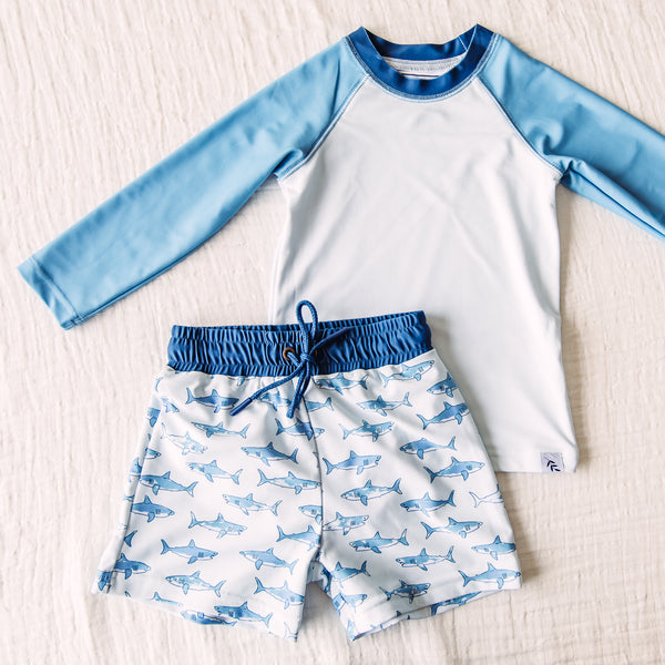 Boy's Swim Set – Shark Bite