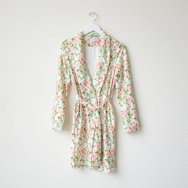 Classic Lounge Robe - Freshest Blooms