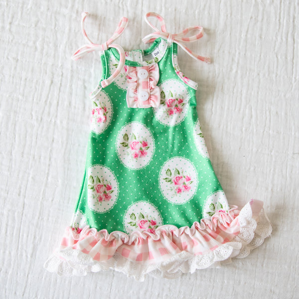 Doll Gown - Preppy