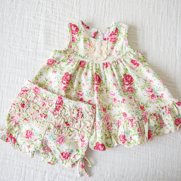 Out to Play Set - Flowy Pinks