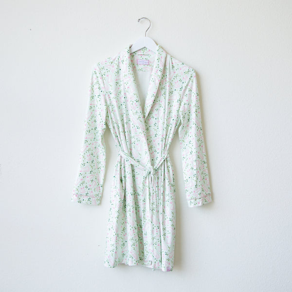 Classic Lounge Robe - Bunnies