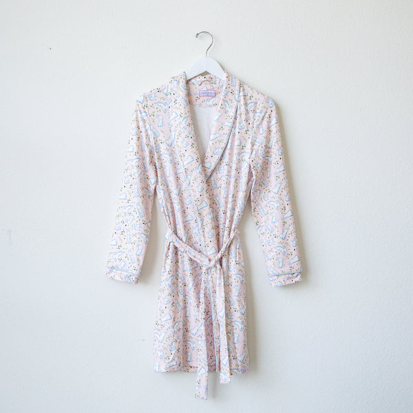 Classic Lounge Robe - Hippity Hop