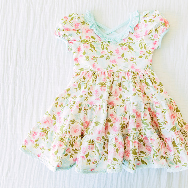 Flair Dress - Freshest Blooms