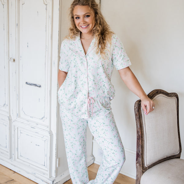Women's Cozy PJ - Bunnies