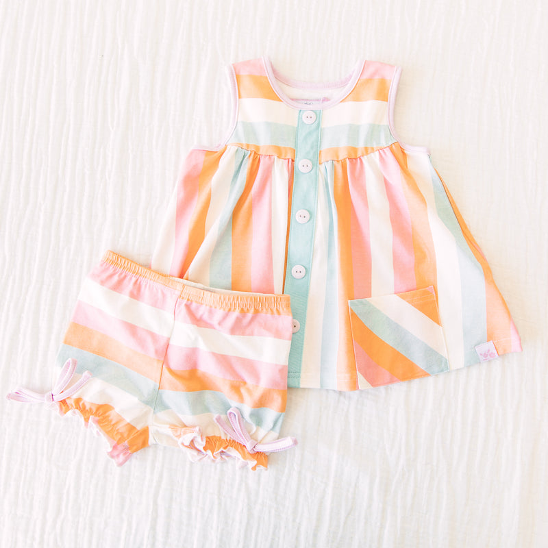 Out to Play Set - Beachy Stripes