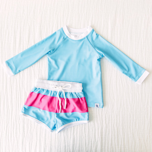 Boy's Swim Set – Ocean Water