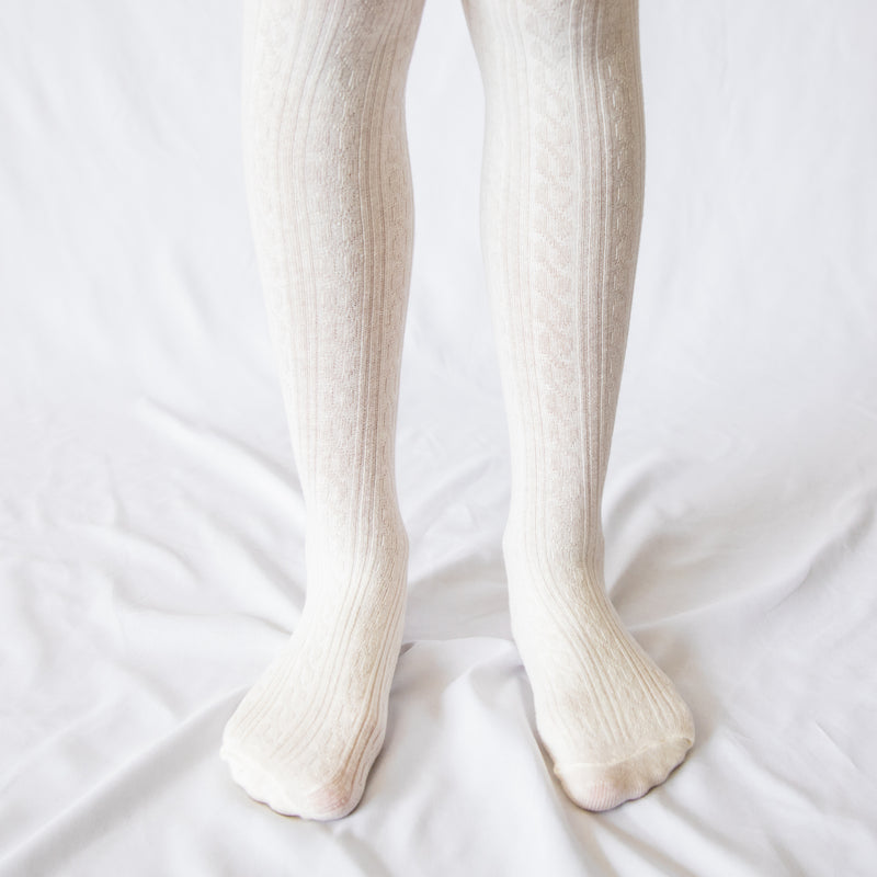 Tights - Ivory