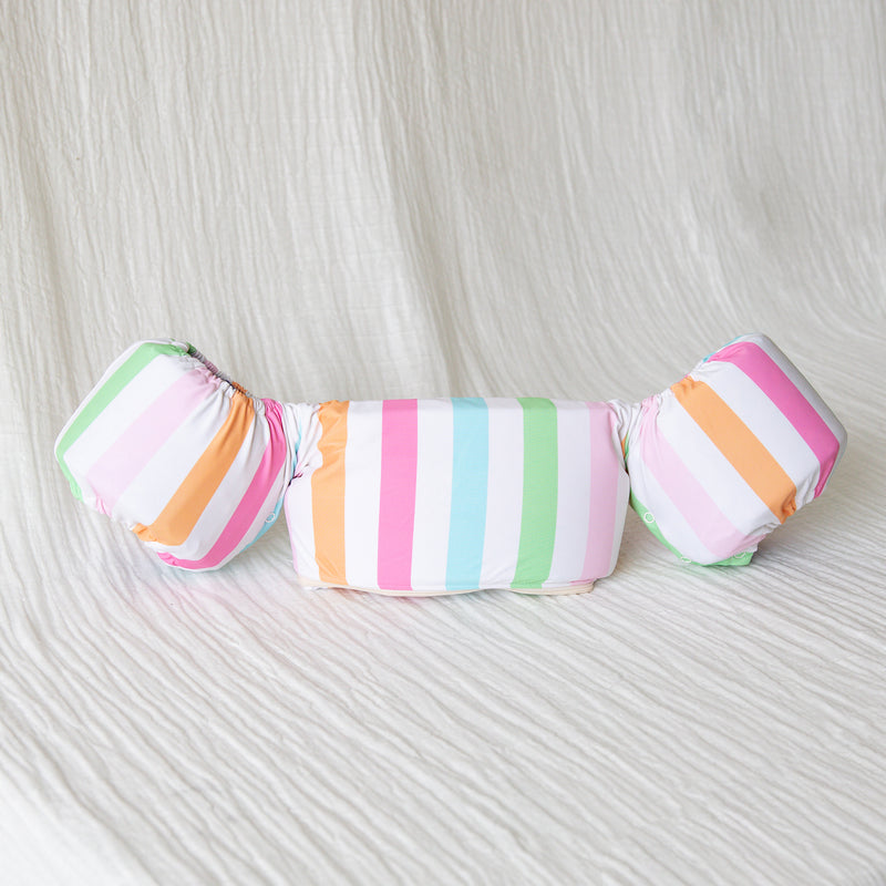 Floatie Cover - Cheery Stripes