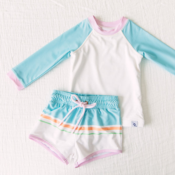 Boy's Swim Set - Cheery