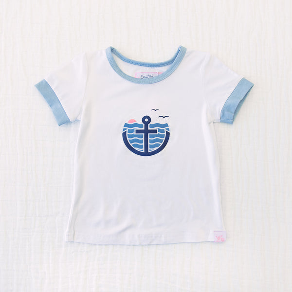 Graphic Tee - Nautical Anchor