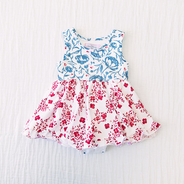 Belle Bubble - Red, White, and Blues