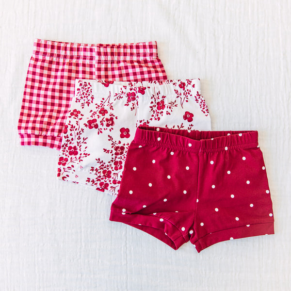Bitty Shorties 3 Pack - American Girl
