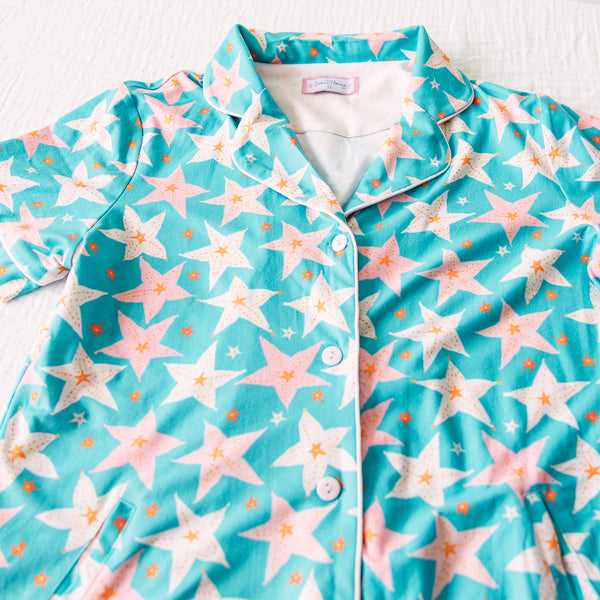 Women's Cozy PJs - Starfish