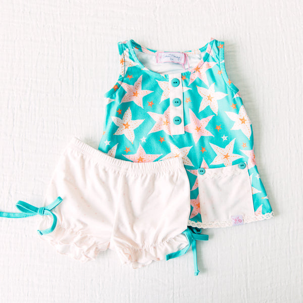 Dreamer Shortie Set - Starfish