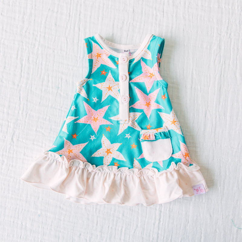 Doll Gown - Starfish