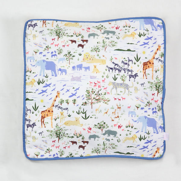 14 x 14 Pillow - Safari