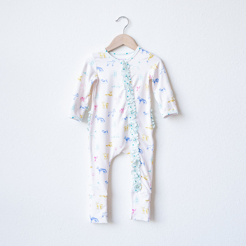 Dreamer Layette - Dogs