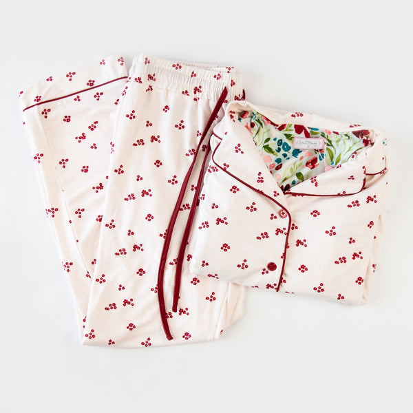 Women's Cozy PJ - Candy