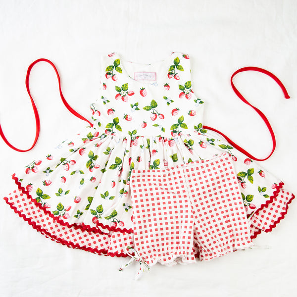 Belle Set - Sweet Strawberry