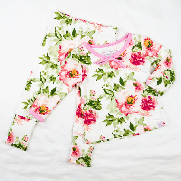 Dreamer 2 Piece - Bright Floral