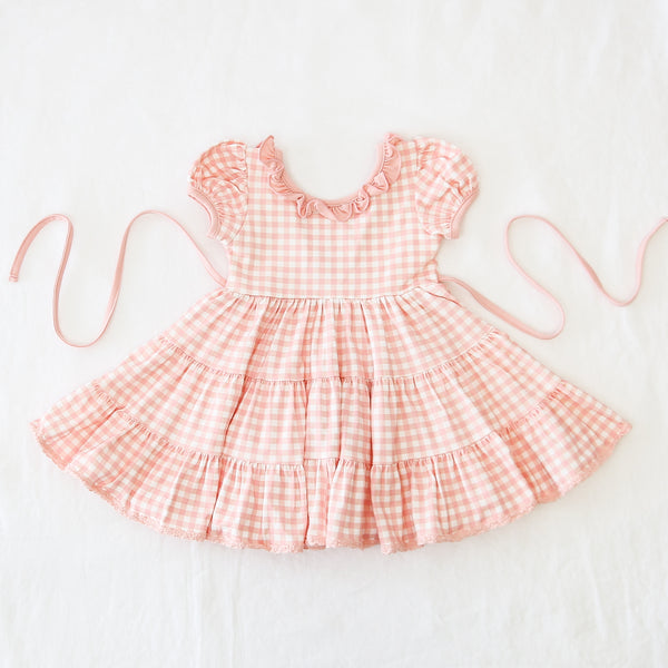 Flair Dress - Pretty in Pink