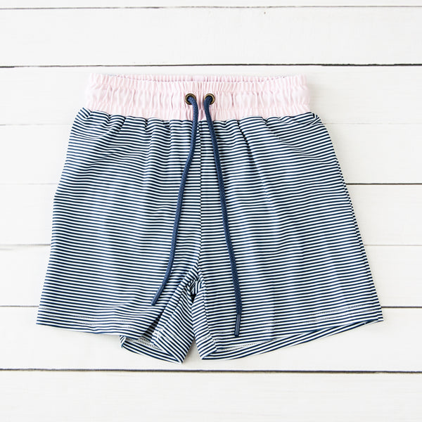 Boy's Swim Trunks - Classic