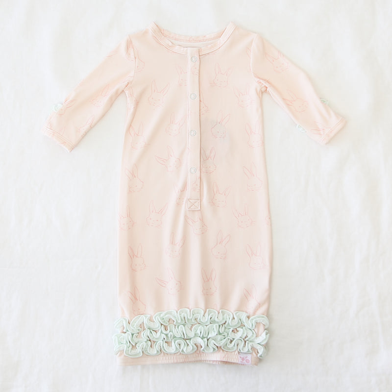 Dreamer Infant Gown - Cuddle Bunny