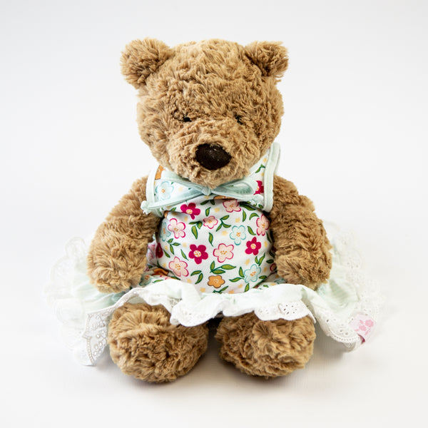Doll Gown - Bubbly Floral