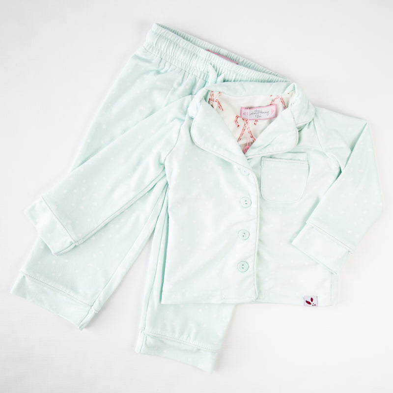 Kid's Cozy PJ - Christmas Morning - Final Sale