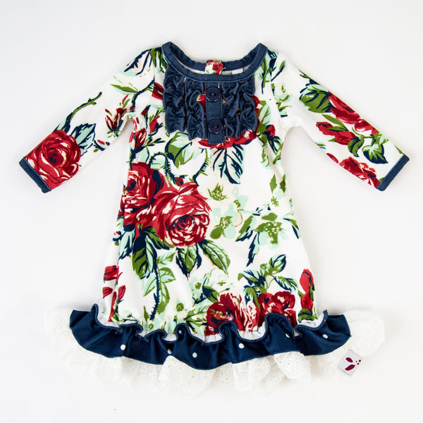 Doll Gown - Rosey