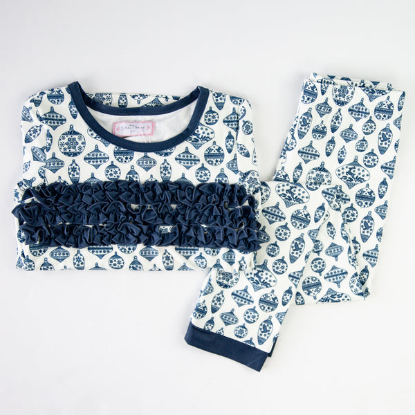 Dreamer 2-Piece - Vintage Ornaments Navy
