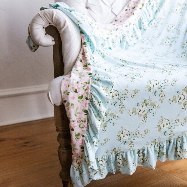 Dreamer Blanket - Clifton Rose