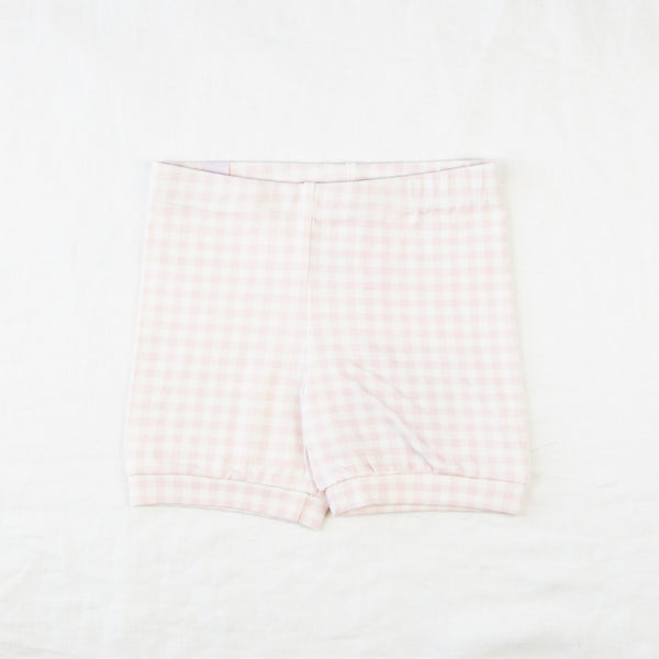 Bicycle Bottoms - Bubblegum Pink Gingham