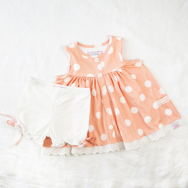 Out to Play Set - Strawberry Dot