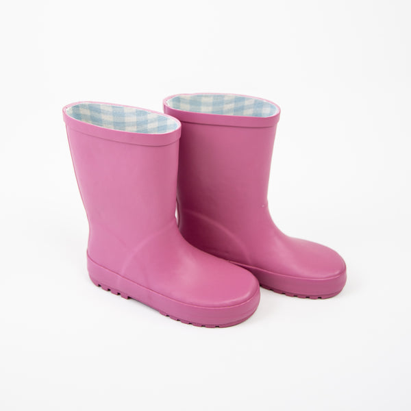 Cheery Rain Boot - Violet