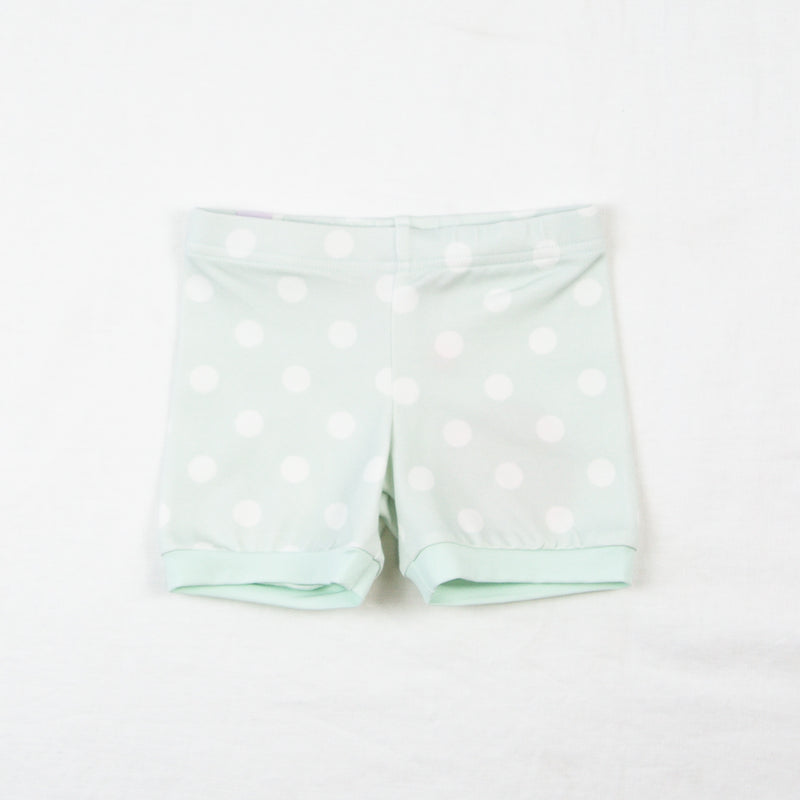 Bicycle Bottoms - Cool Mint Dot