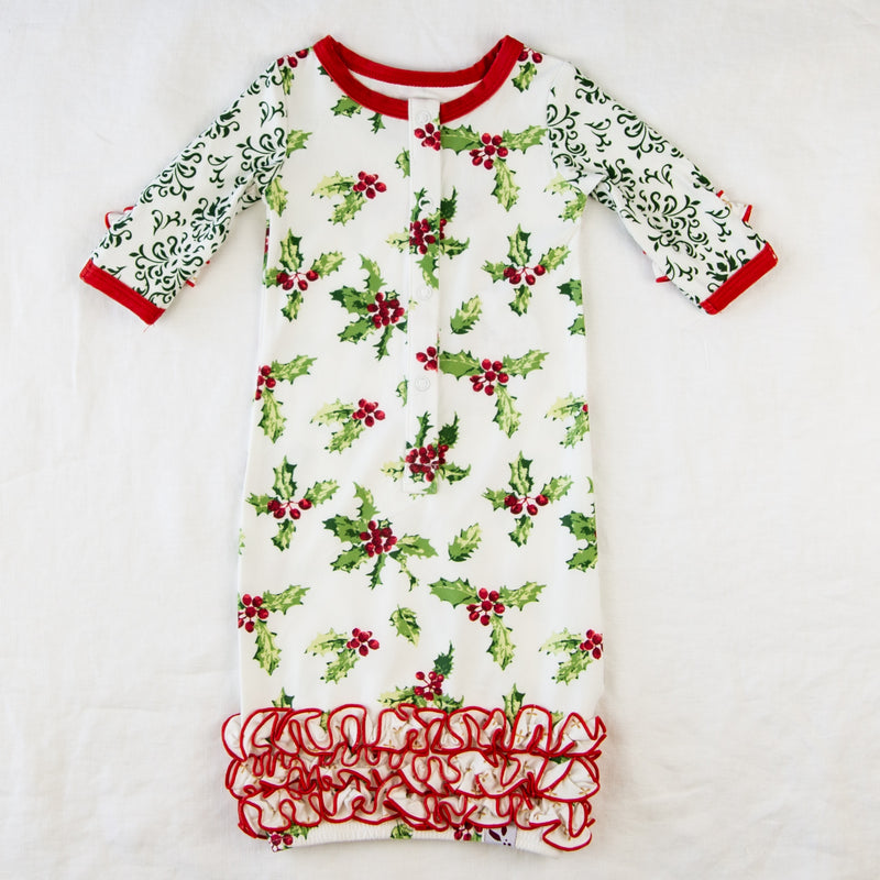 Dreamer Infant Gown - Holly