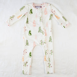 Dreamer Layette - Whimsy Trees