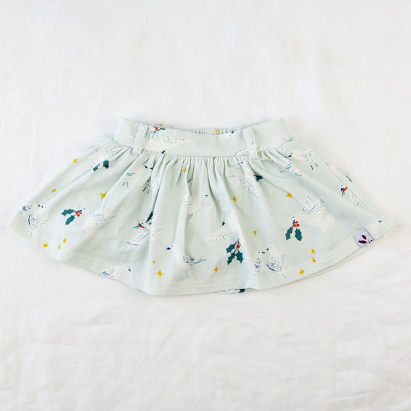 Garden Skort - Peace Dove Mint