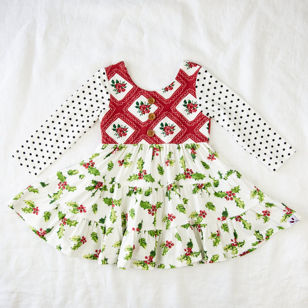 Flair Dress - Jolly